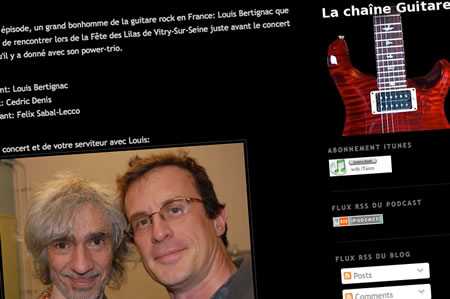 LCG La Chaine Guitare