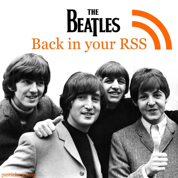 back in your rss